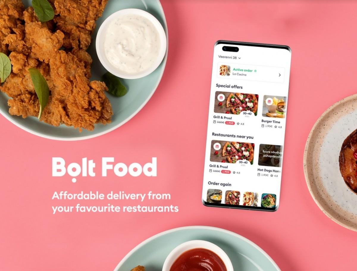 پلتفرم Bolt Food نیز به اپ گالری هوآوی اضافه شد