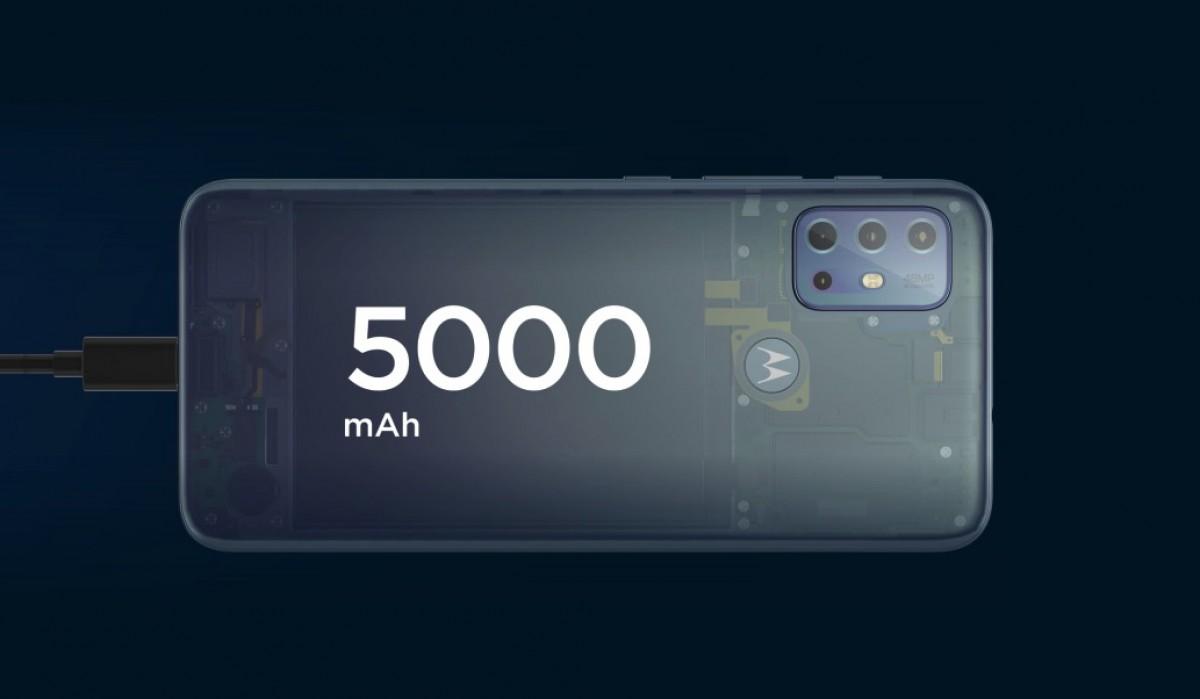 گوشی موتو جی 20 موتورولا رسما معرفی شد