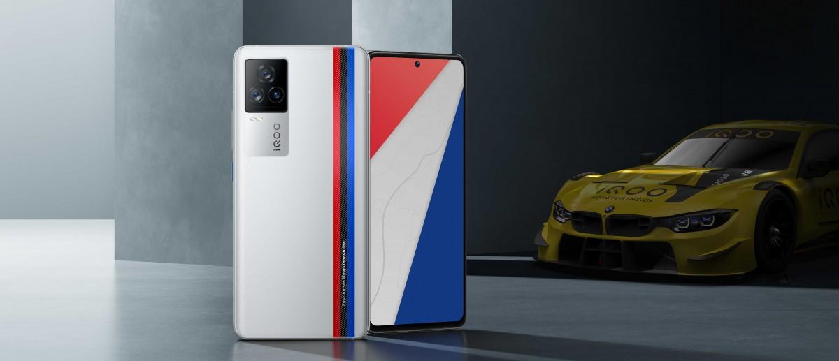 گوشی iQOO 7 Legend ویوو، پرچمدار جهانی جدید این شرکت معرفی شد
