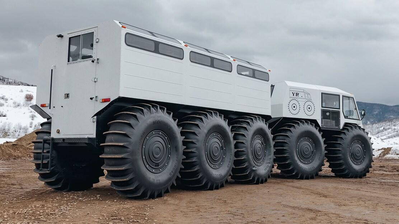 007 sherp the ark 3400 top gear america overland atv 1