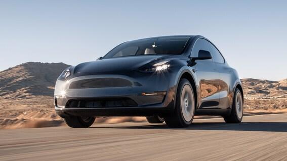 2020 Tesla Model Y Dual Motor Long Range 4