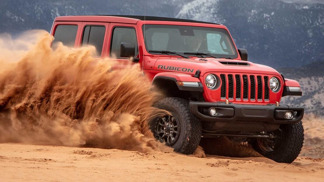 2021 Jeep Wrangler Rubicon 392 35