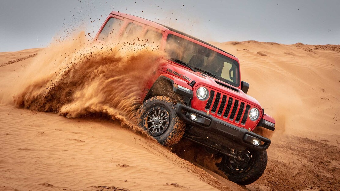 2021 Jeep Wrangler Rubicon 392 37