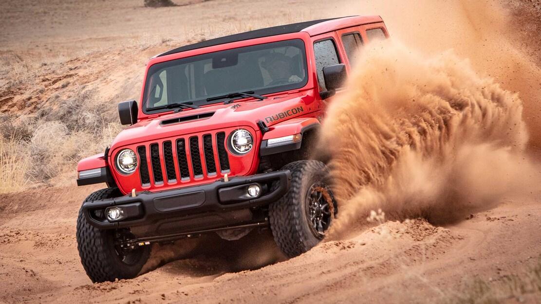 2021 Jeep Wrangler Rubicon 392 38 1