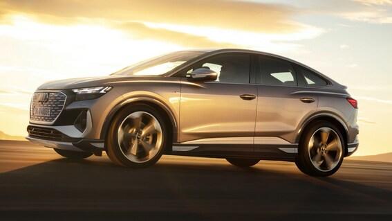 2022 Audi Q4 E Tron 21