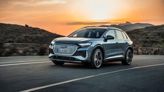 2022 Audi Q4 E Tron 27