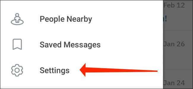 روشن کردن تائید دو مرحله ای در تلگرام