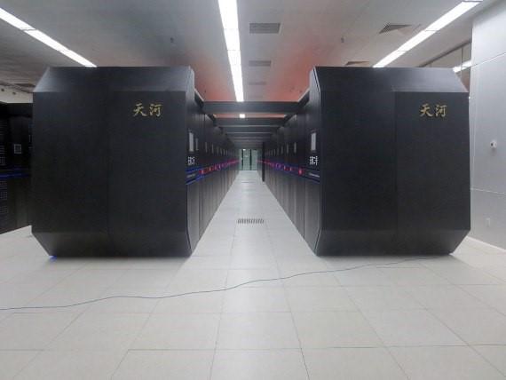ابر کامپیوترهای برتر