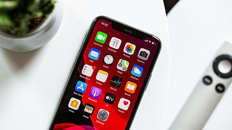 AndroidPIT apple iphone 11 pro front w782