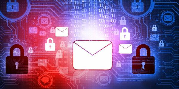 ایمیل رمزنگاری شده