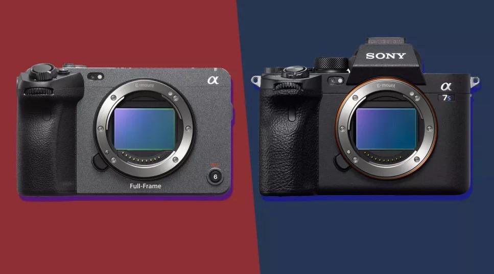مقایسه دو دوربین سونی: FX3 در برابر A7S III