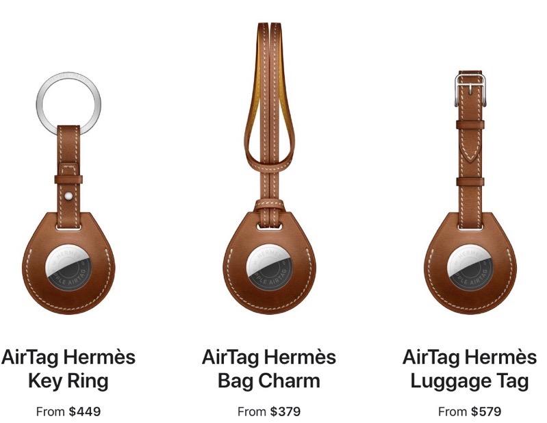 airtags hermes