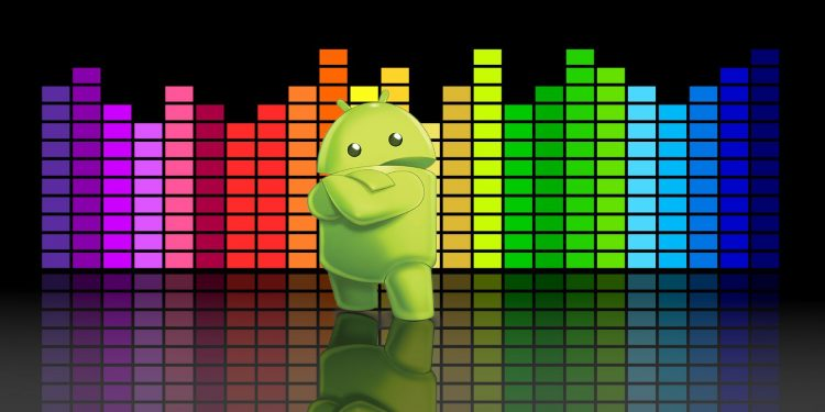 android music visualization 1