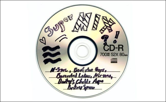 سی دی آهنگ