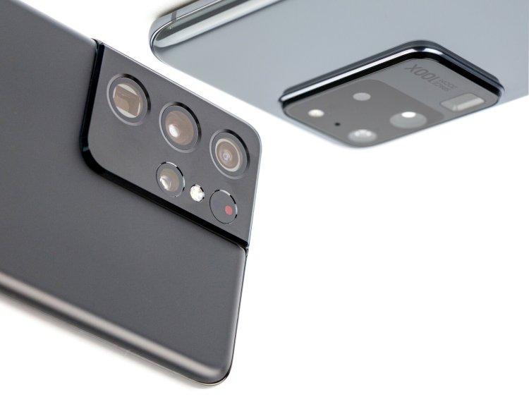 دوربین گلکسی S21 Ultra