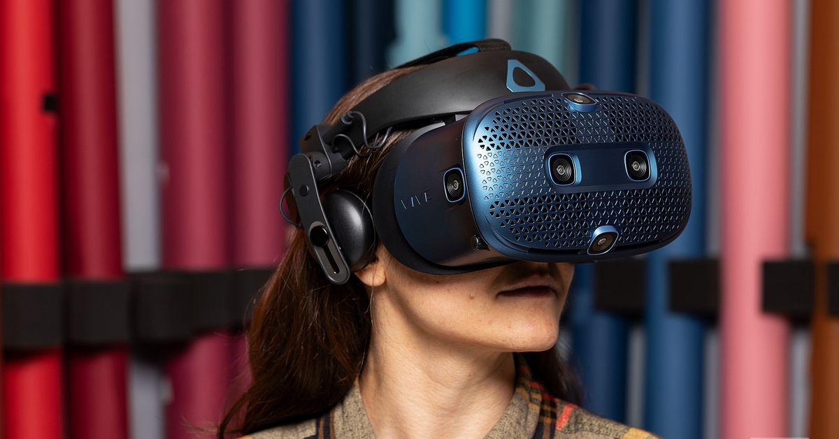 اچ تی سی هفته آینده از دو هدست جدید واقعیت مجازی رونمایی خواهد کرد