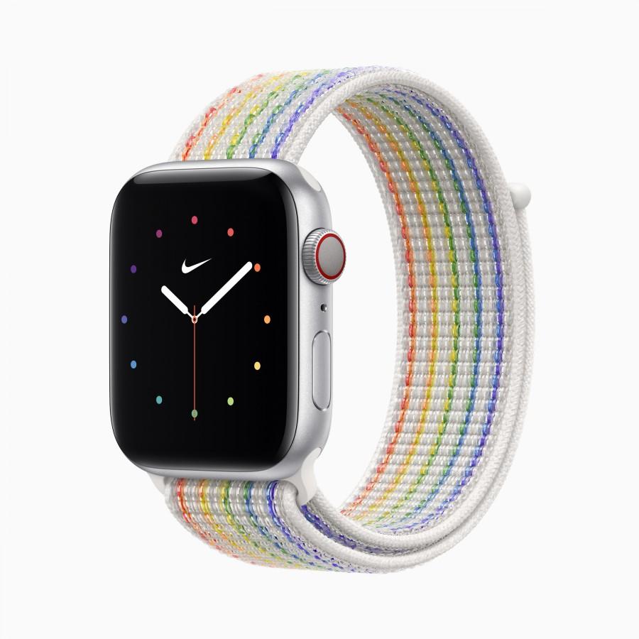 با بندهای جدید Pride Edition اپل واچ آشنا شوید