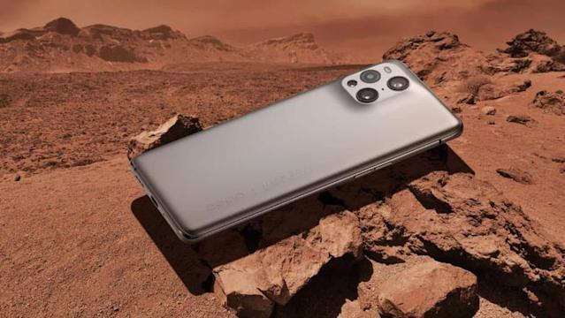 با مدل ویژه گوشی فایند ایکس 3 پرو آشنا شوید