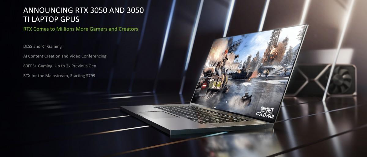 با کارتهای گرافیک مخصوص لپ تاپ جدید انویدیا آشنا شوید