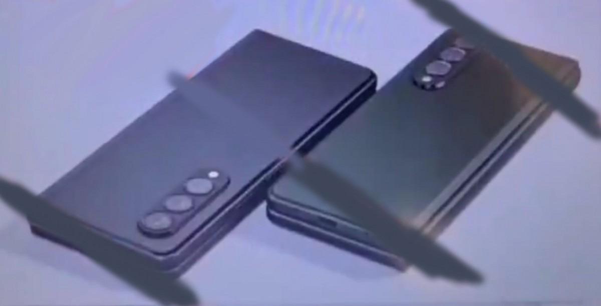 تصاویر دو گوشی گلکسی زد فلیپ 3 و زد فولد 3 سامسونگ به بیرون درز کردند