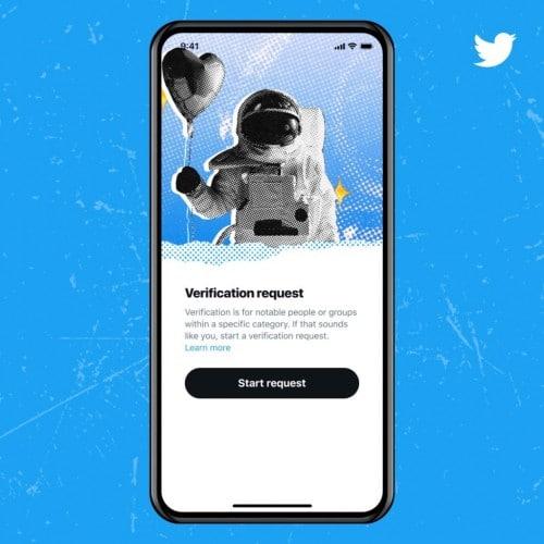 توییتر طرح تایید اکانتهای جدید را متوقف کرد