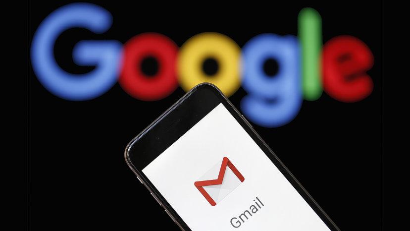 جی میل، سرویس ایمیل رایگان گوگل پس از موتور جستجوی این شرکت بزرگترین سرویس آن محسوب میشود.