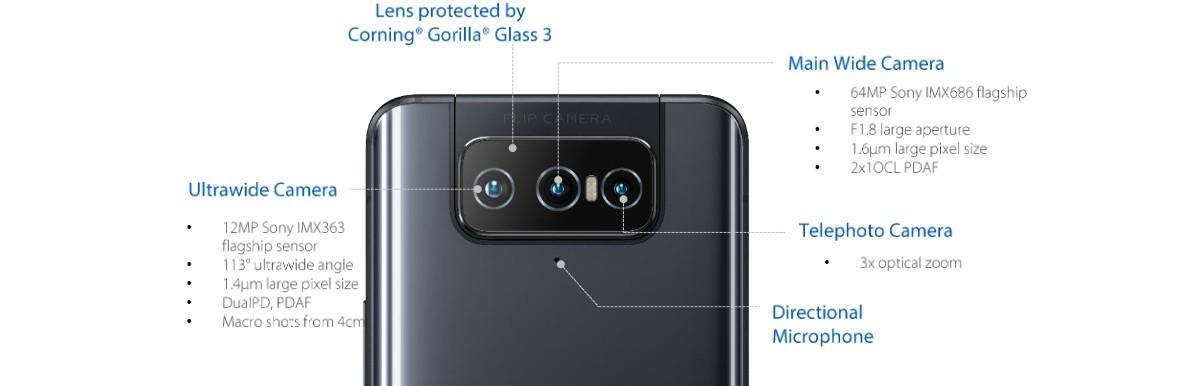 سری گوشیهای جدید زن فون 8 چه مشخصاتی دارند؟