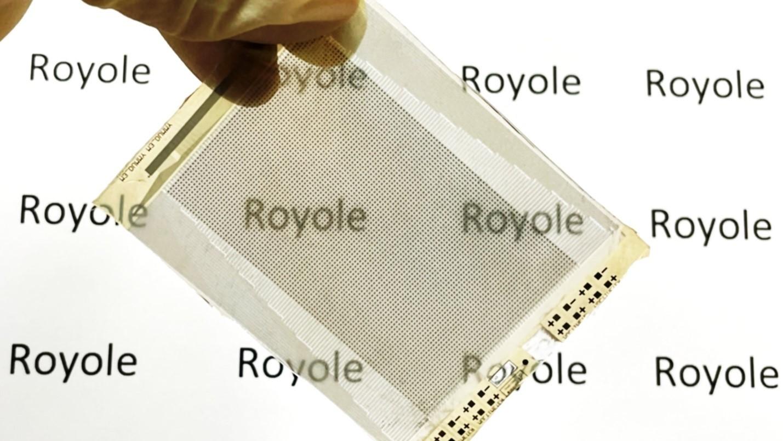 شرکت Royole از نمایشگرهای میکرو LED خود با ویژگیهای جالب رونمایی کرد