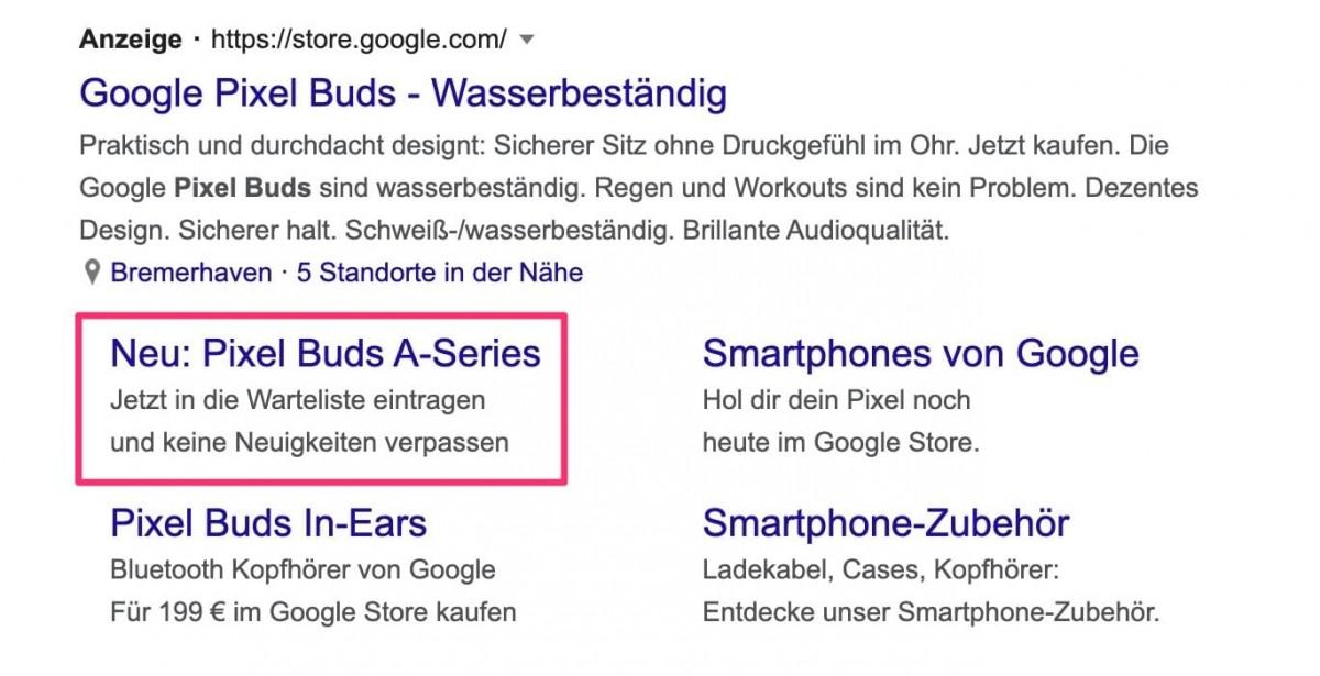 نام مدل ارزانتر ایرفونهای پیکسل بادز گوگل چه چیزی خواهد بود؟