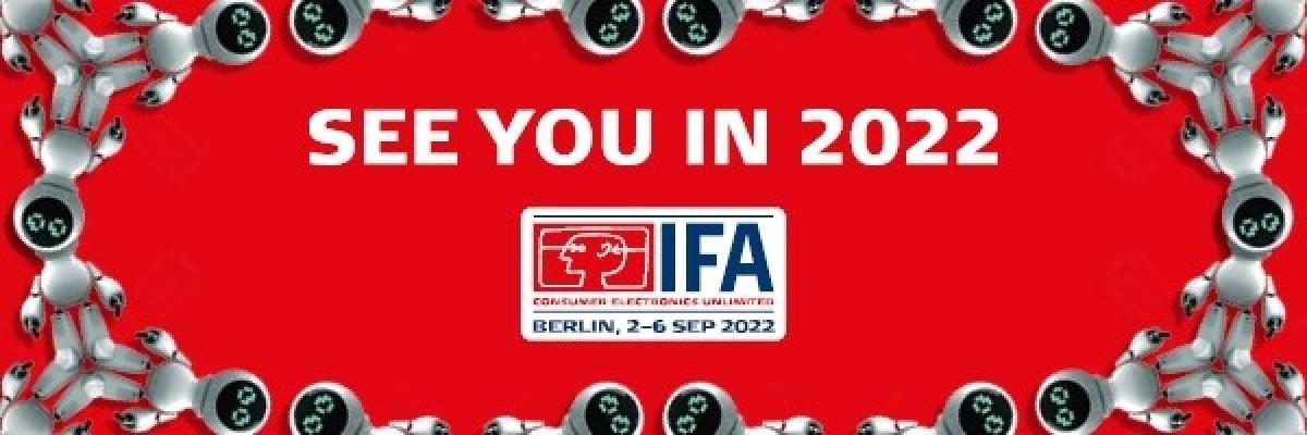 نمایشگاه IFA 2021 برلین به خاطر بیماری کرونا لغو شد 2