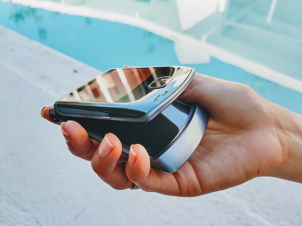 نمایشگر گوشی تاشو با طراحی صدفی اوپو چه ابعادی خواهد داشت؟