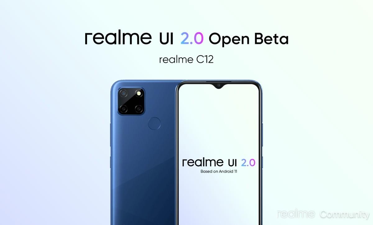 کدام گوشیهای جدید ریلمی آپدیت Realme UI 2.0 را دریافت خواهند کرد؟