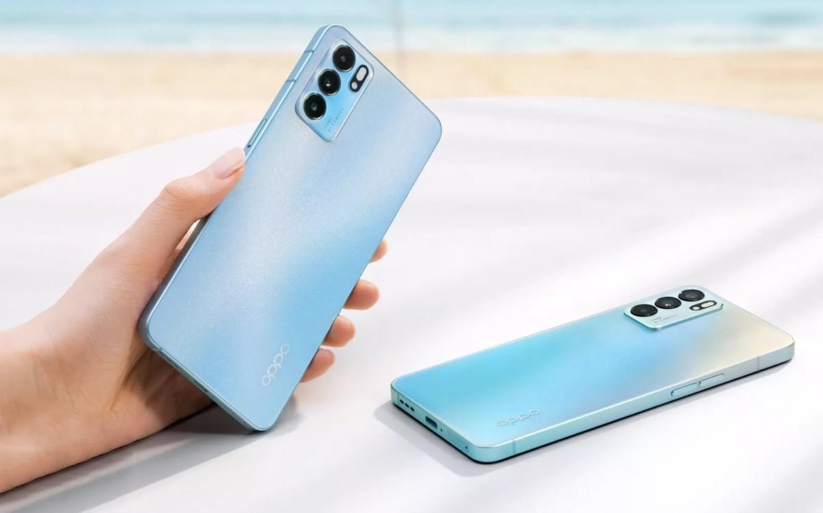 گوشیهای هوشمند Reno6 اوپو در سایت این شرکت و فروشگاههای آنلاین قرار گرفتند