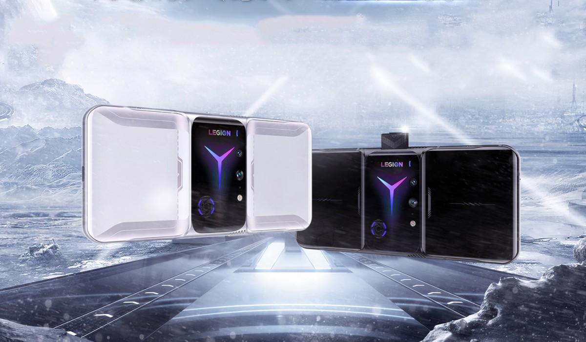 گوشی لژیون 2 پرو لنوو با رم 18 گیگابایت در راه است