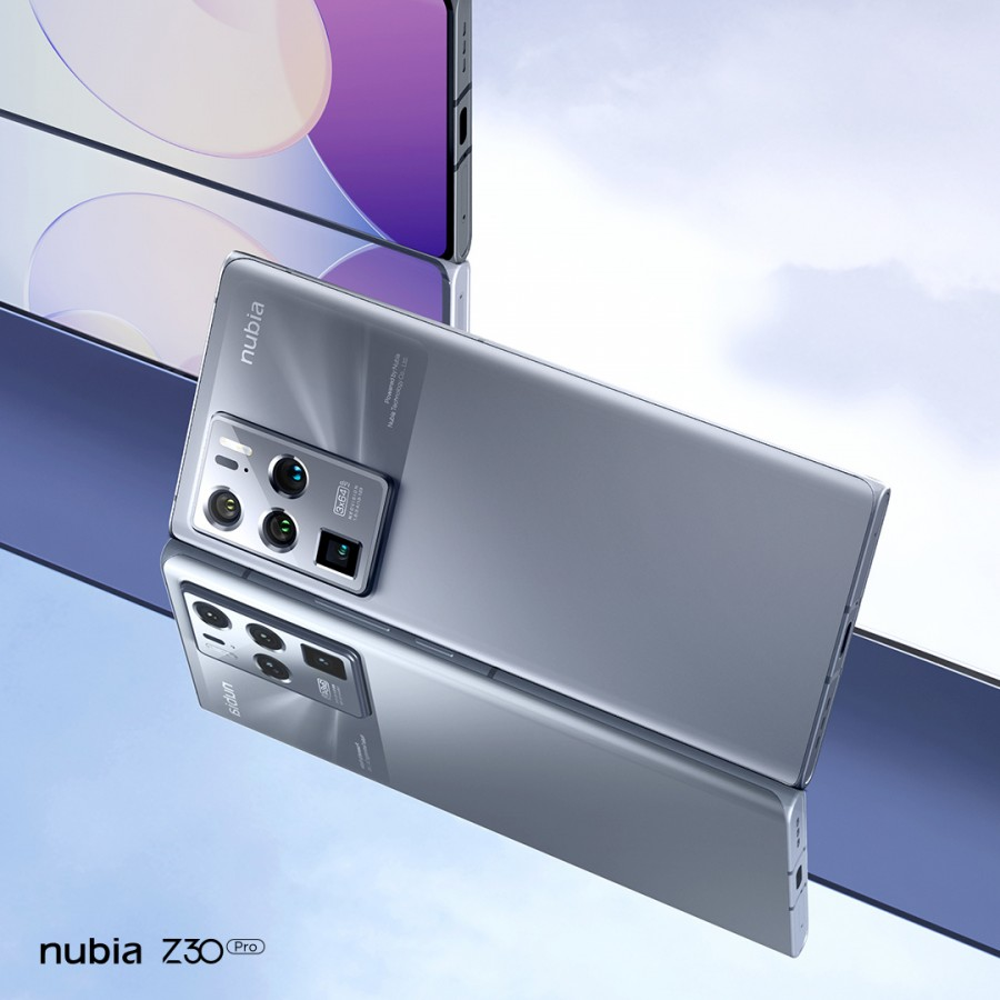 گوشی نوبیا زد 30 پرو با 3 دوربین 64 مگاپیکسل معرفی شد