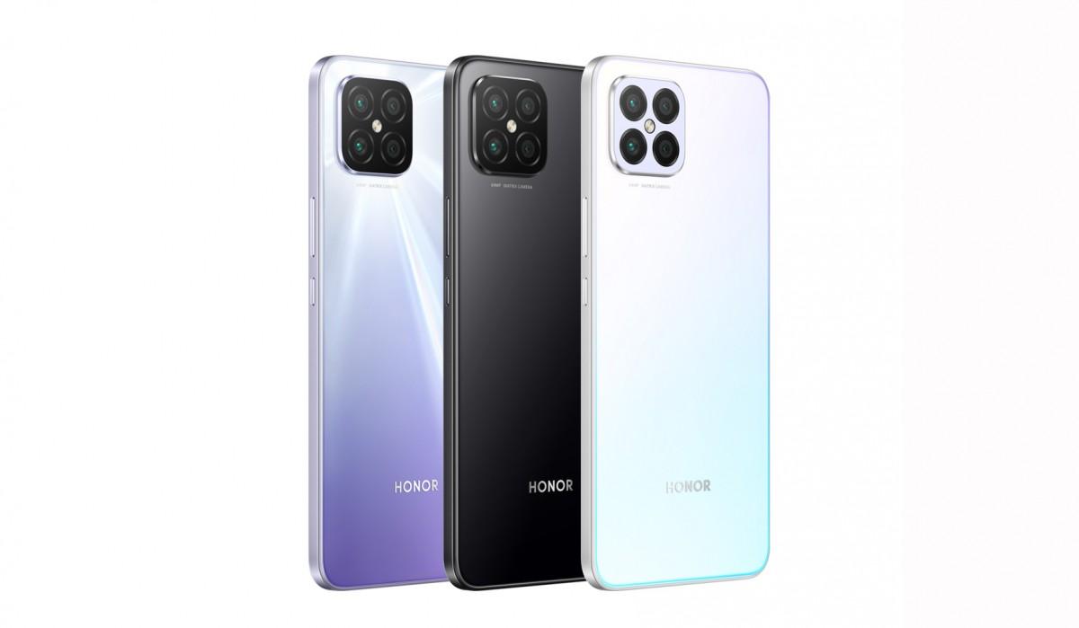 گوشی Honor Play5 با سرعت شارژ 66 وات رونمایی شد