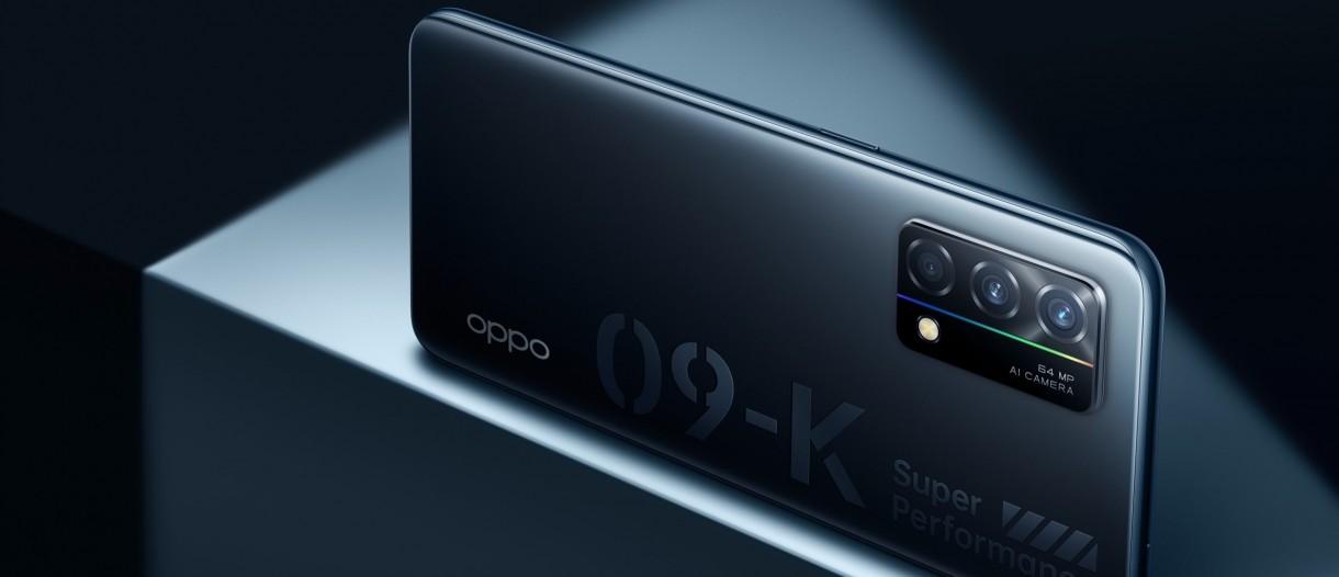 گوشی K9 5G اوپو معرفی شد؛ مشخصات ممتاز برای یک میانرده
