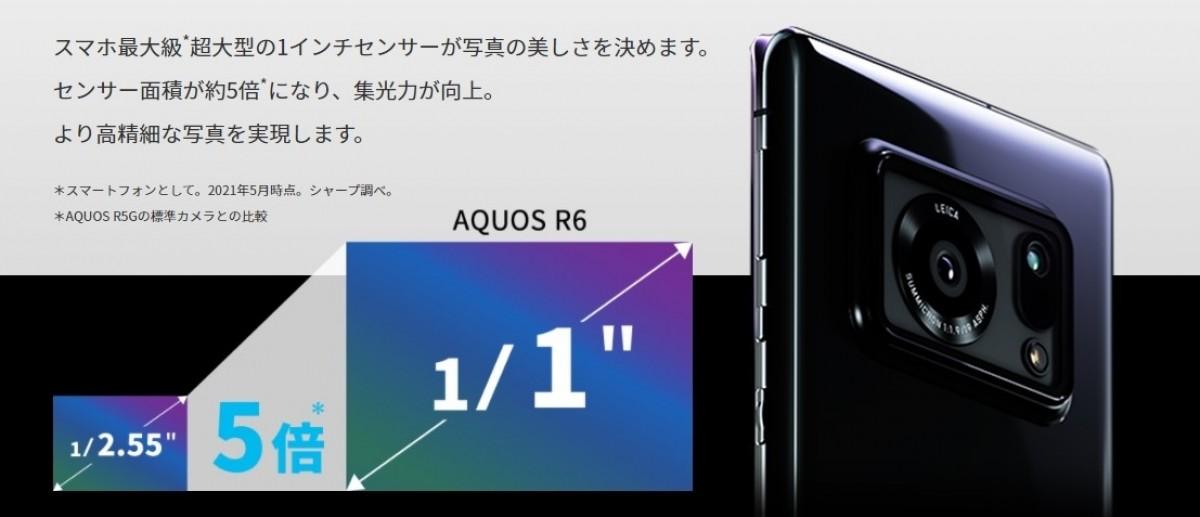 گوشی Sharp Aquos R6 با نمایشگر 240 هرتز معرفی شد