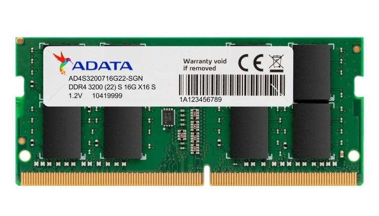 یک نوع رم DDR4 SO-DIMM برای لپ تاپ