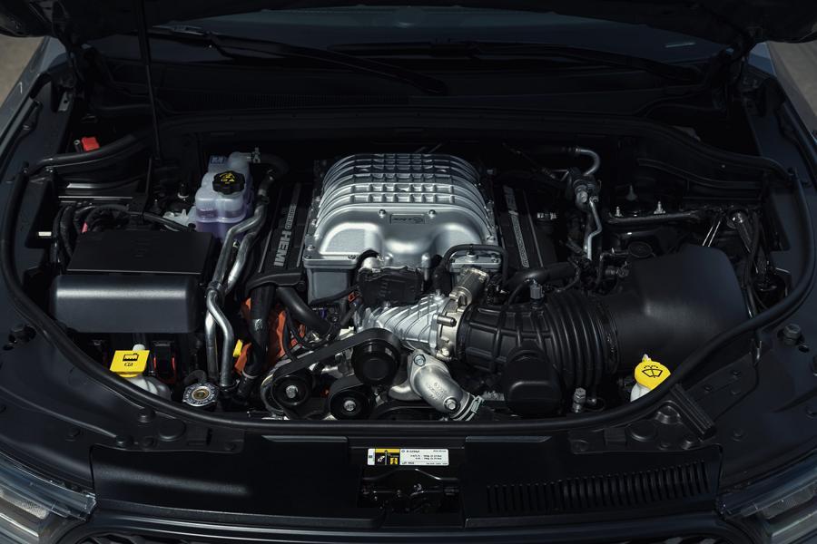 2021 Dodge Durango SRT Hellcat V8 Kompressor 41