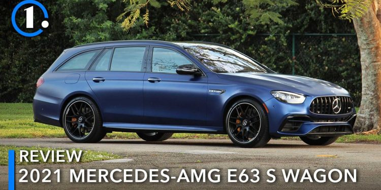 2021 mercedes amg e63 s wagon review