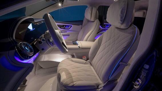 2022 Mercedes Benz EQS 10