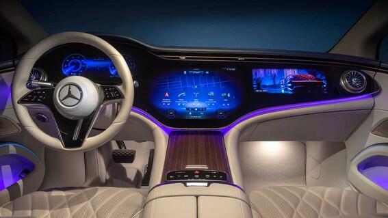 2022 Mercedes Benz EQS 15