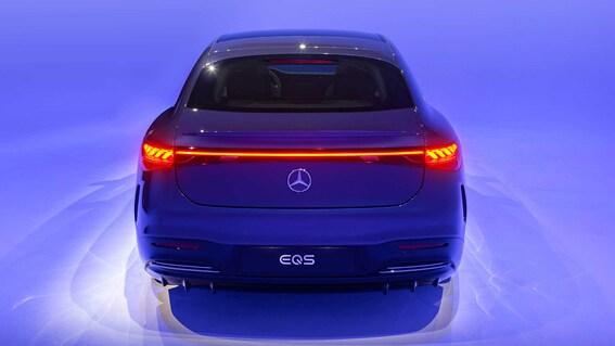 2022 Mercedes Benz EQS 27