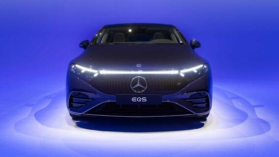 2022 Mercedes Benz EQS 30