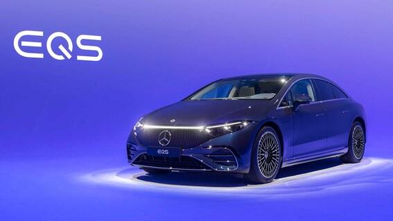 2022 Mercedes Benz EQS 34