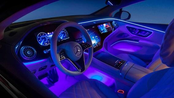 2022 Mercedes Benz EQS 8