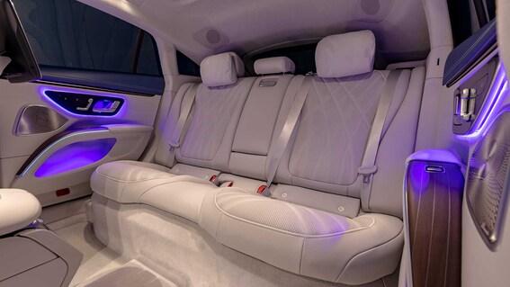 2022 Mercedes Benz EQS 9