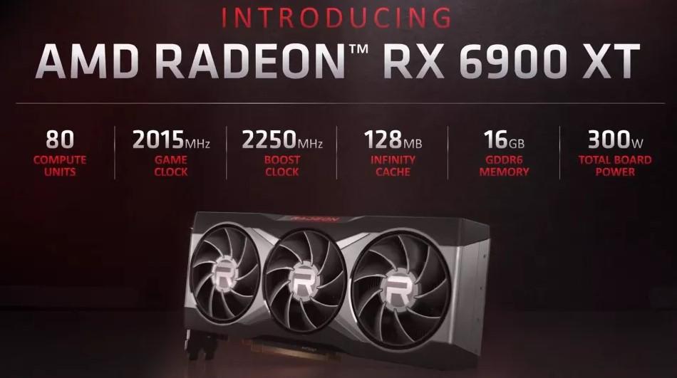 AMD رادئون RX 6900 XT: از قاتل RTX 3090 چه می دانیم؟