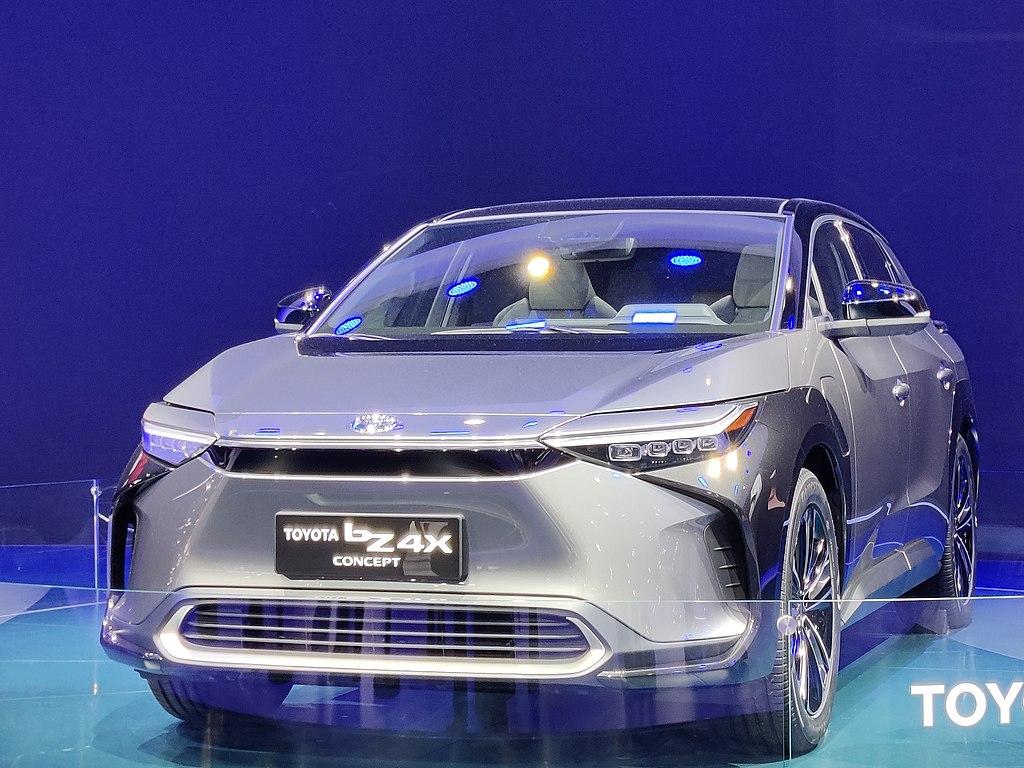 Toyota bZ4X 001